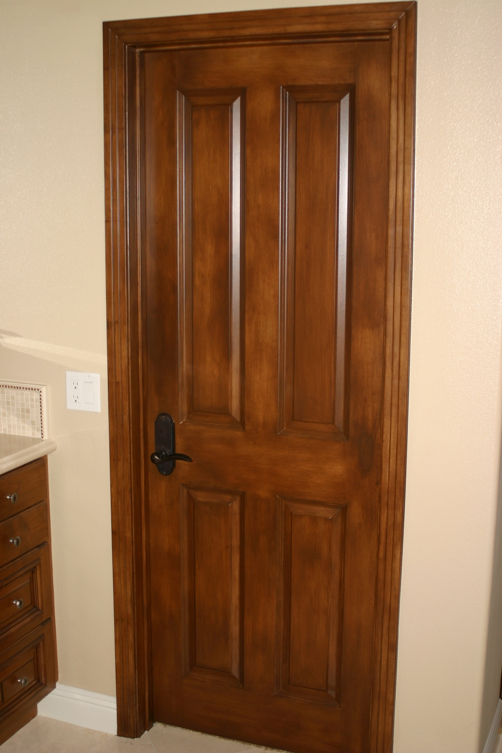 Wooden Internal Doors With: Faux Doors